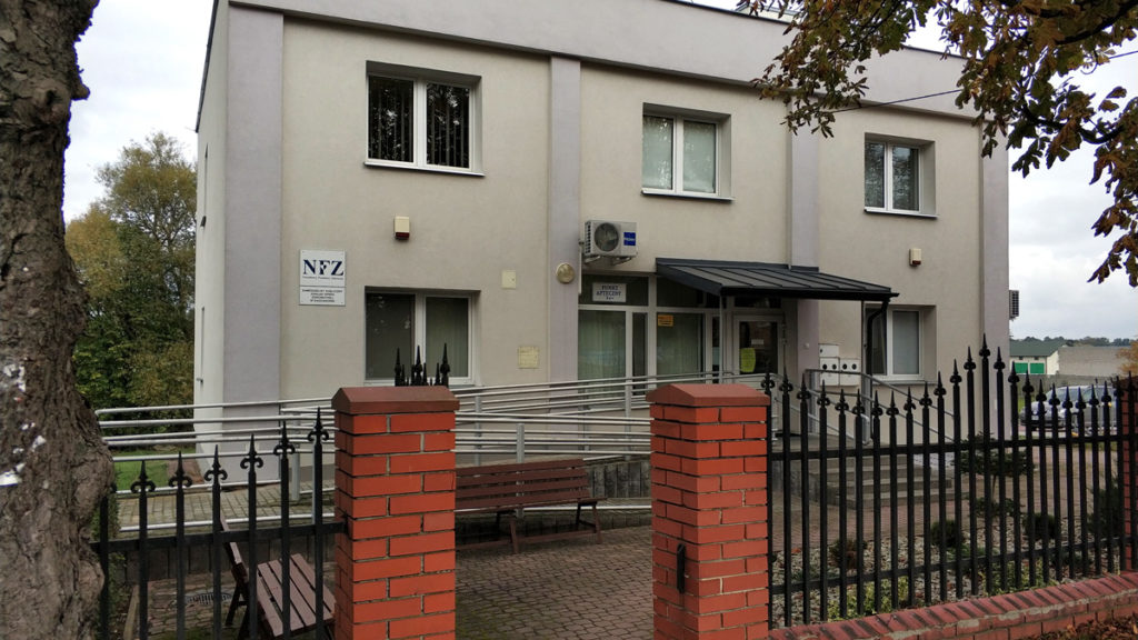 Samodzielny Publiczny Zakład Opieki Zdrowotnej w Radzanowie